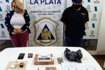 La mujer de 32 años reincidió en la venta de drogas