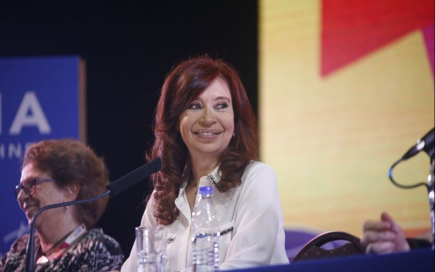 "Miralo en vivo: Cristina presenta ""Sinceramente"" en Rosario"