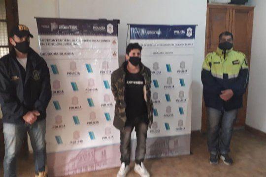 Por el asesinato en Bahía Blanca fue detenido un joven de 26 años