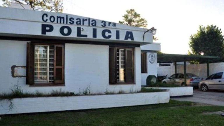 El robo fue en la calle Rivadavia al 513 de la localidad de San Nicolás