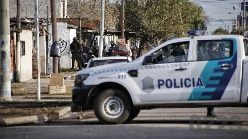 El preocupante incidente fue en el Barrio Pueyrredón