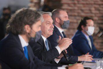 Alberto Fernández evalúa los cambios en su gabinete. ¿Martín Guzmán y Santiago Cafiero salen del Gobierno?