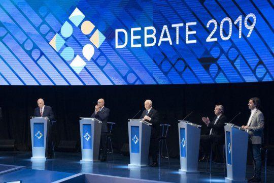 miralo en vivo: los candidatos a presidente se cruzan en el segundo debate