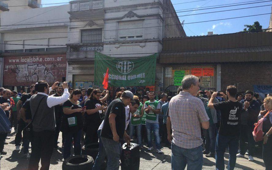 La justicia ordenó desalojar una cooperativa en Quilmes y peligra la fuente de trabajo de 14 familias