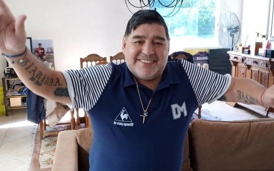 Maradona se muda a un barrio privado en Brandsen