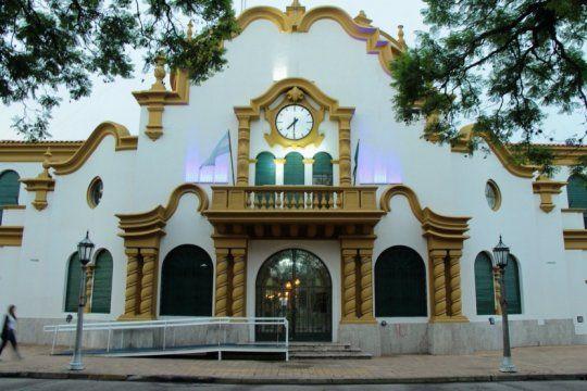 El intendente Gastón se comunicó con Kicillof y Gollán (foto: Municipalidad de Chascomús)