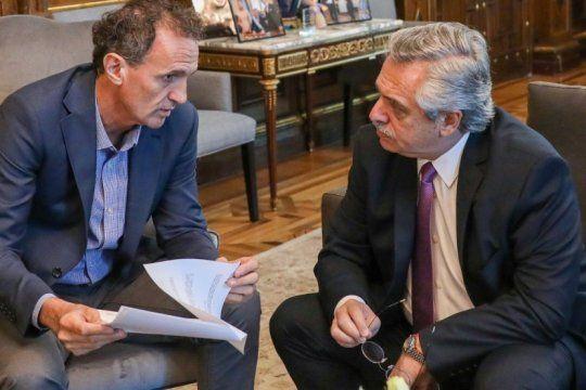 katopodis adelanto que se reactivaran obras de cercania en 400 municipios de la argentina