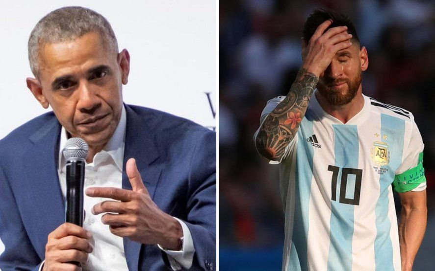 El consejo de Obama para que Argentina sea campeón con Messi