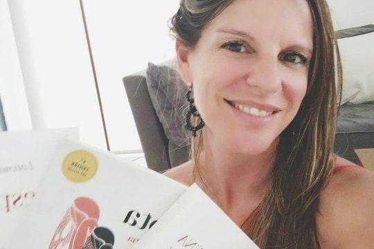 Lorena Prosky, psicóloga y escritora de tres libros best seller