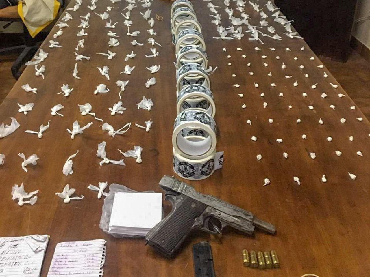 Tres detenidos por vender cocaína en San Fernando