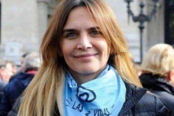 Amalia Granata encendida en las redes tras el anuncio de Alberto