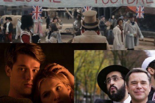 jueves de estrenos: elegi una comedia argentina, otra francesa o una historia de amor adolescente