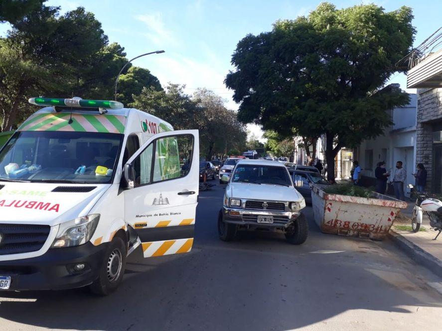 Bahía Blanca: acusado de homicidio le apuntó a un Policía