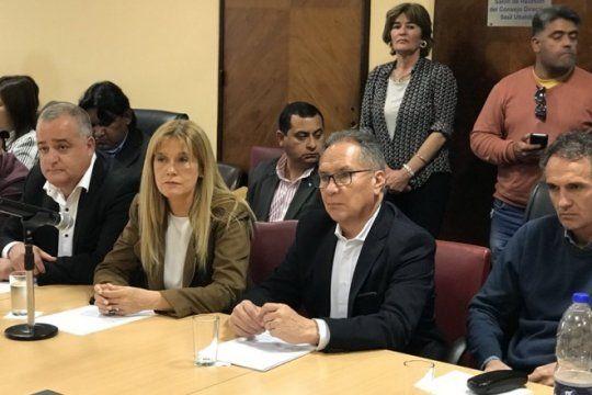 intendentes peronistas de la primera y tercera se juntan para mostrar poderio y evaluar pasos a seguir