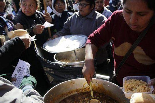 crisis: la iglesia catolica pidio que el gobierno declare la emergencia alimentaria