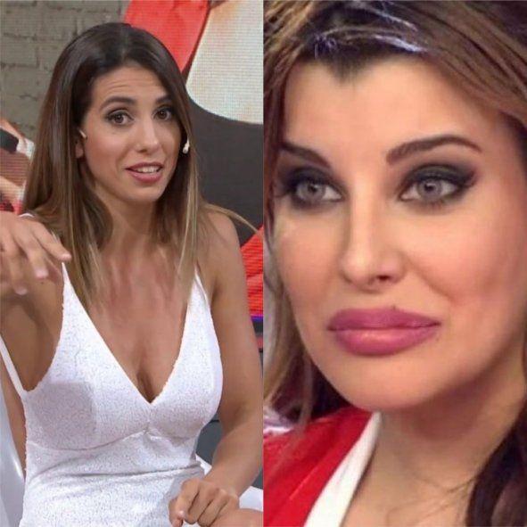 Cinthia Fernández dijo que llevará a juicio a Charlotte Caniggia