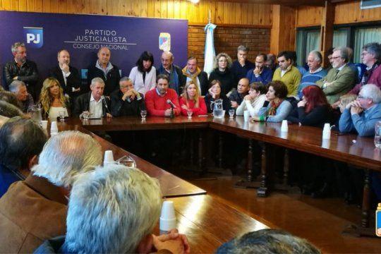 el pj critico el acuerdo con la union europea y advirtio que lo revisara en el congreso