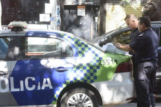 El agresor fue detenido por policías del Comando de Patrullas y de la comisaría Tercera