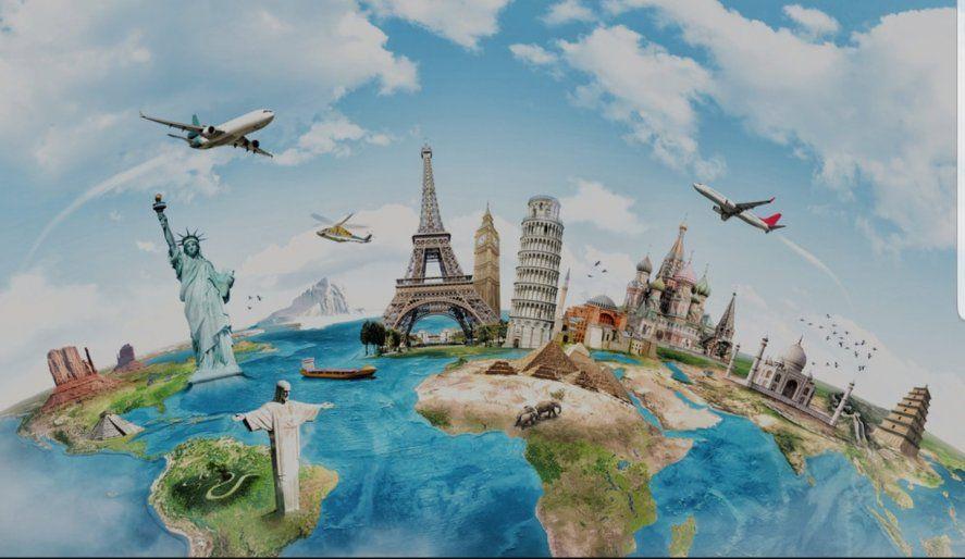 Una empresa de alojamientos ofrece viajar gratis a 12 personas para dar la vuelta al mundo. Solo hay que hablar inglés