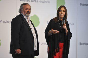 Joaquín De la Torre, ex ministro de María Eugenia Vidal