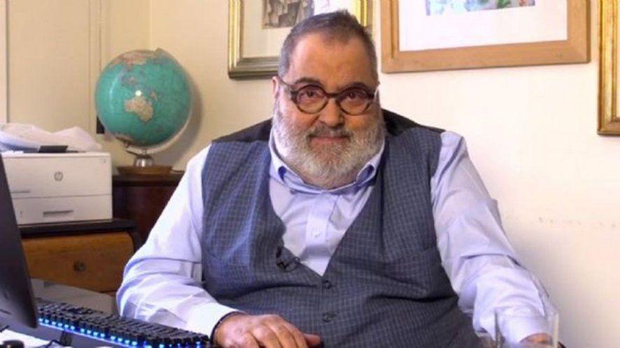 Jorge Lanata tuvo que ser internado en Miami