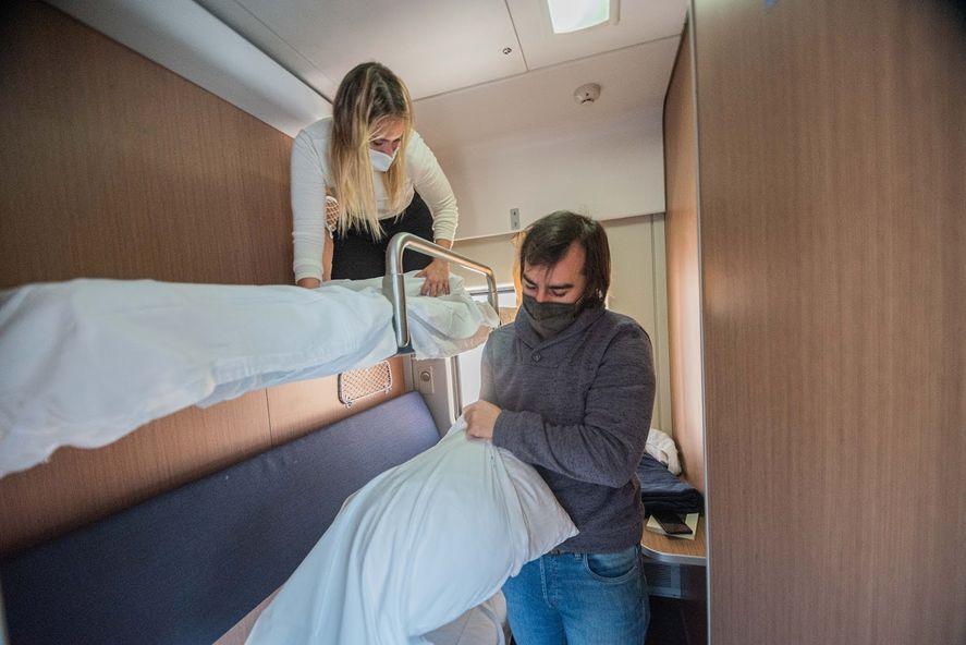 Trenes Argentinos: vuelve el servicio de camarote en larga distancia