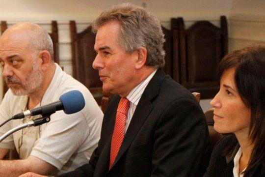 El intendente de Bahía Blanca, Héctor Gay, quedó en el centro de una polémica.