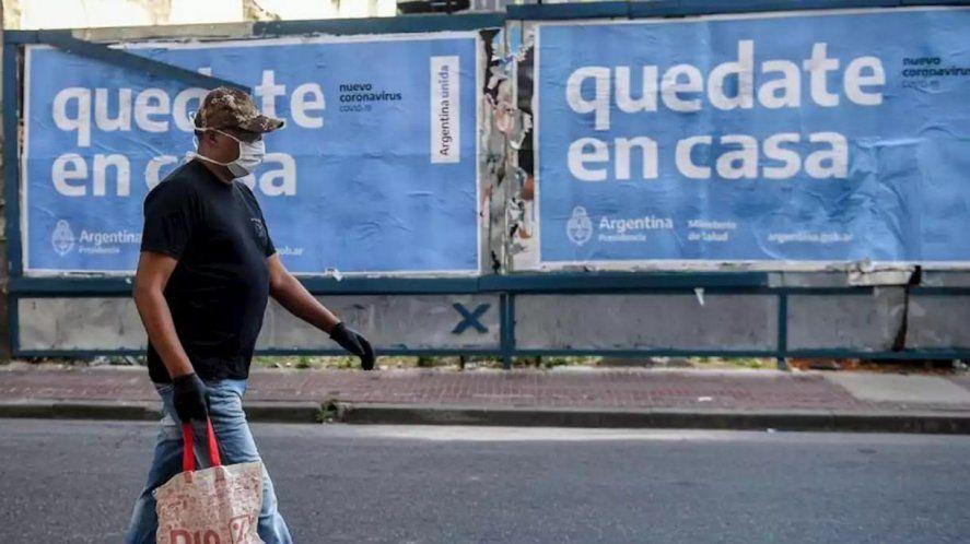 Alberto Fernández anunció una cuarentena estricta por nueve días para las zonas en riesgo epidemiológico.