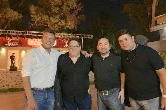massa cerro su visita a santiago del estero a pura chacarera