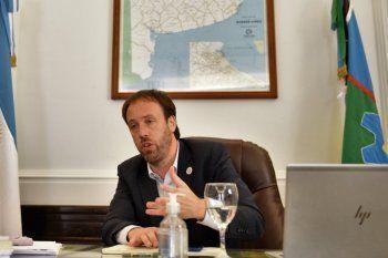El ministro de Hacienda, Pablo López, detalló a INFOCIELO la situación de la Provincia y las nuevas medidas anunciadas para paliar la crisis por la segunda ola de coronavirus.