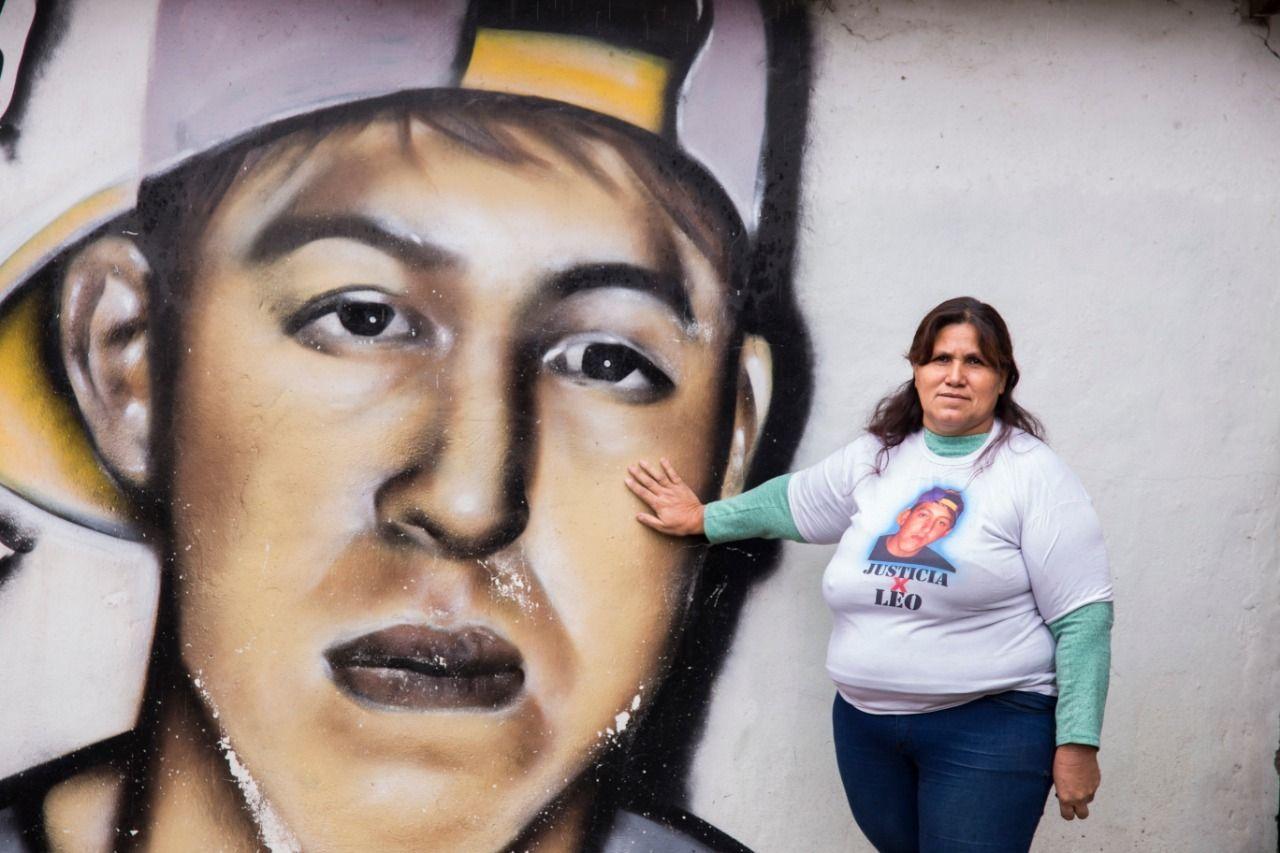 Leonel Sotelo tenía 19 años y murió tras sufrir dos balazos en la espalda
