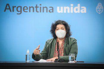 Vacunas: Vizzotti describió las negociaciones con Pfizer