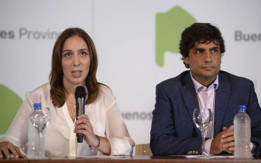 Arrancó la campaña: Vidal sale a polarizar con Kicillof por la deuda bonaerense