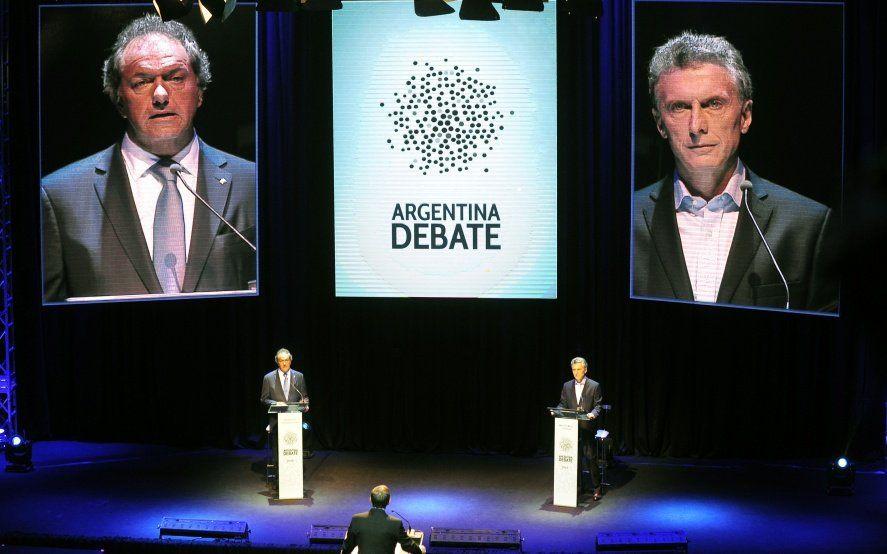 En Argentina Debate descartan poner reglas para evitar mentiras de los candidatos