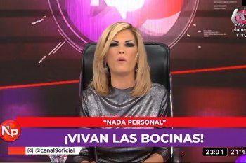 Viviana Canosa celebró a los bocinazos y con la música de Feliz Domingo el Fallo de la Corte sobre el per saltum