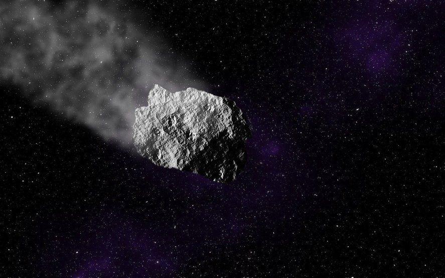 Todo lo que hay que saber sobre el asteroide que pasó cerca de la Tierra esta mañana