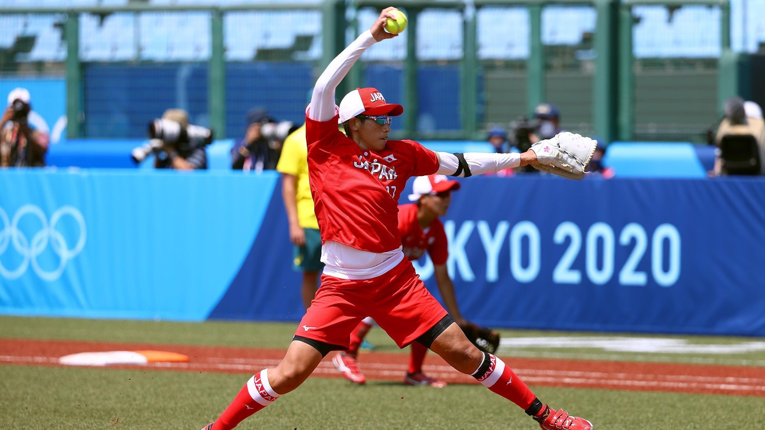 Yukiko Ueno lideró a Japón en el inicio de los Juegos Olímpicos.