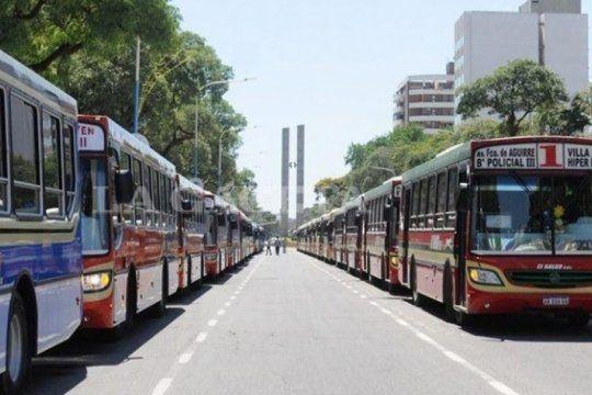 ?se toman el feriado?: gremios de transporte anunciaron un paro nacional para el 1° de mayo