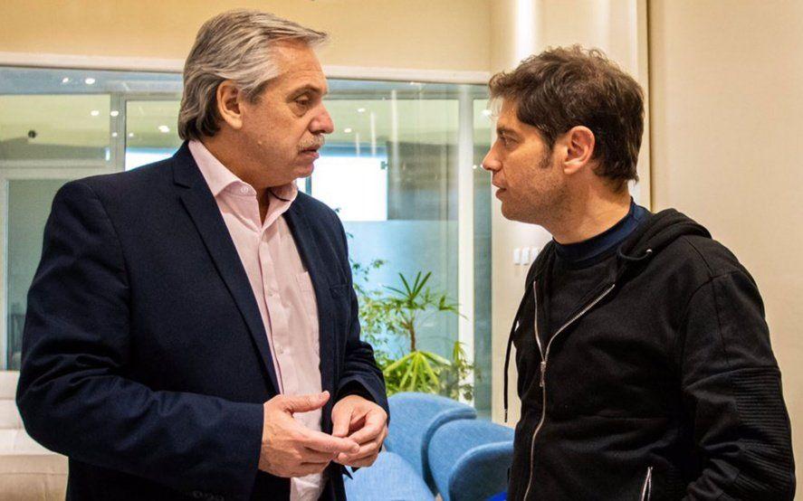 El Presidente compartirá un nuevo acto con Kicillof