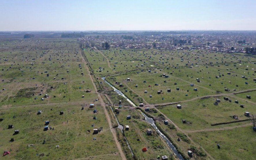 La oposición apura al oficialismo por las tomas masivas de tierras en el Conurbano