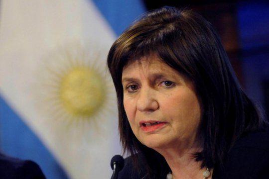 piden el juicio politico a patricia bullrich por mal desempeno en sus funciones