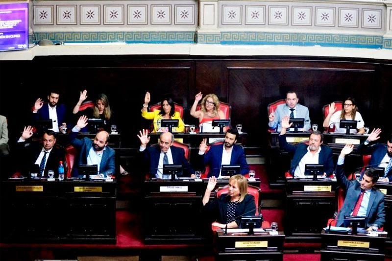 la oposicion le marca la cancha a axel kicillof por el presupuesto 2022
