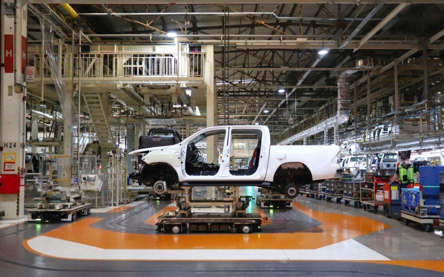 La producción nacional de vehículos creció 36,1% en julio