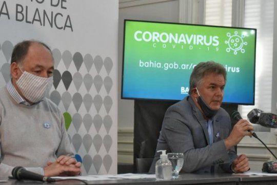 coronavirus: record en bahia, mar del plata y otra vez se complica olavarria