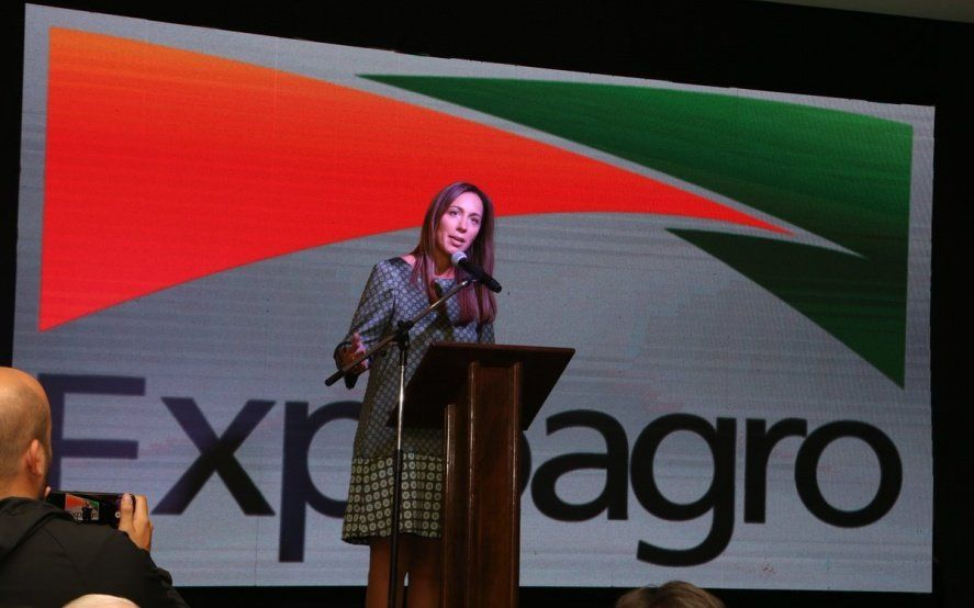 """Operativo seducción: Vidal afirmó que """"para nuestro gobierno el campo es una prioridad"""""""