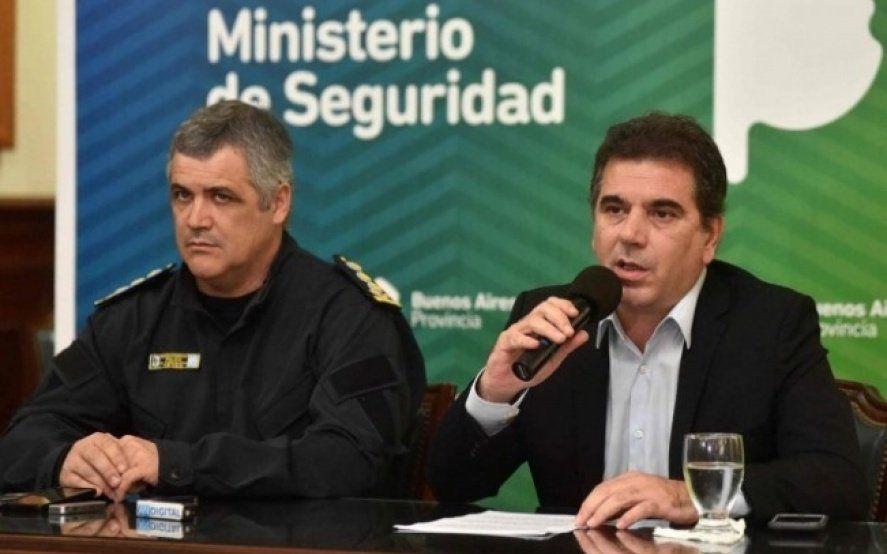 Cambios en la cúpula de la Bonaerense: pasaron a retiro al segundo de la fuerza