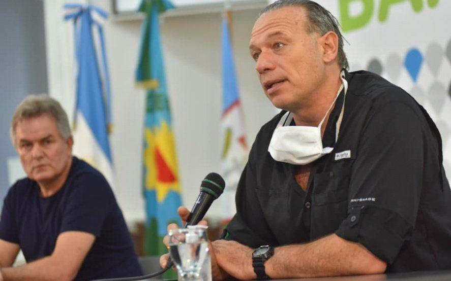Berni, el protegido: el oficialismo bloqueó un pedido de interpelación