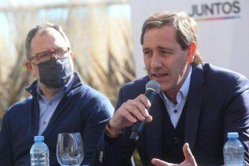 El intendente de La Plata, Julio Garro, en la mira