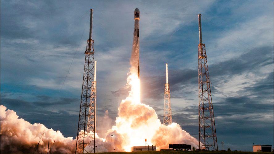 El satélite Saocom 1B despegó el 30 de agosto del 2020