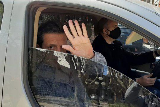 Sergio Massa arriba a la cumbre en la Gobernación bonaerense